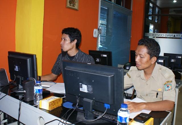DPU Kab. Seruyan Kalimantan Tengah Pelatihan Manajemen Aset