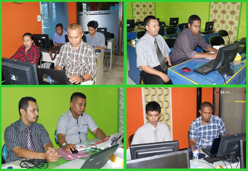 PDE Provinsi Nusa Tenggara Timur BIMTEK TI di Smile Group Yogyakarta