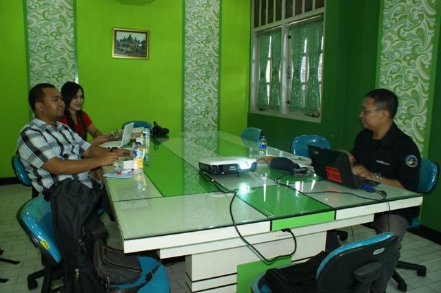 Pelatihan jurnalistik untuk media instansi