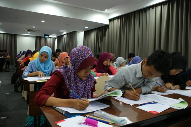 TOEFL PREDICTION TEST