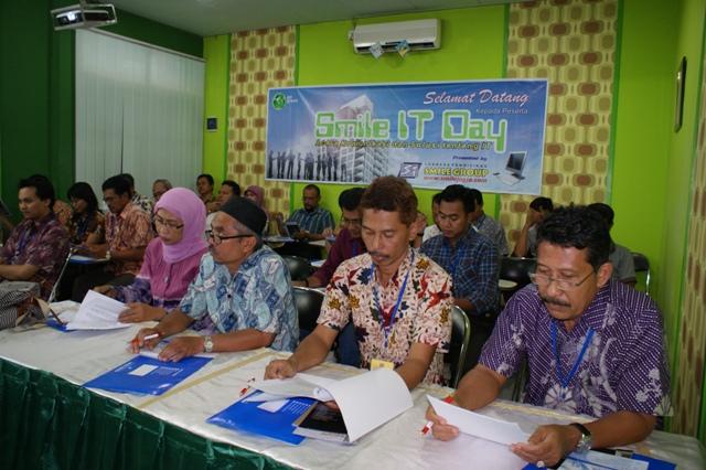 Sarasehan Pemanfaatan SIG untuk bidang Pertanian dan Perkebunan