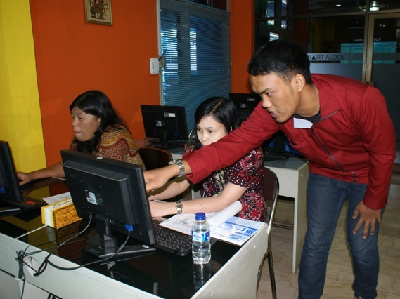Pelatihan GIS Bidang Kesehatan