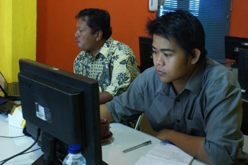 Pelatihan Administrator Web