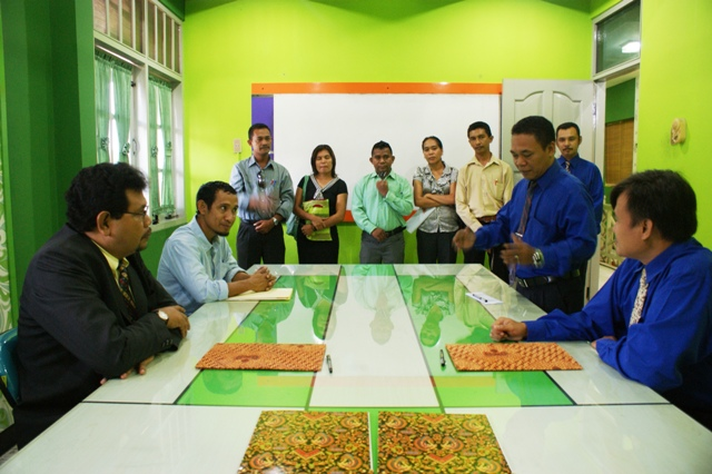 CCPF Timor Leste Pelatihan TI di Smile Group Yogyakarta
