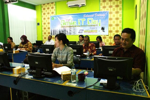 Pemkam Papua Pelatihan Administrasi Perkantoran