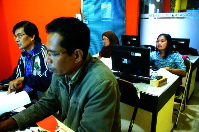 Pelatihan TI: Administrasi Perkantoran