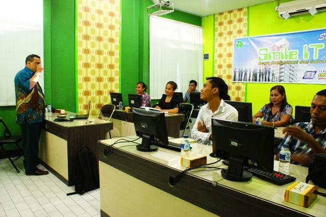 pelatihan pengembangan SDM bidang Teknologi Informasi