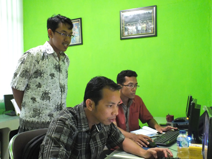BKD Tarakan Training Android Apps