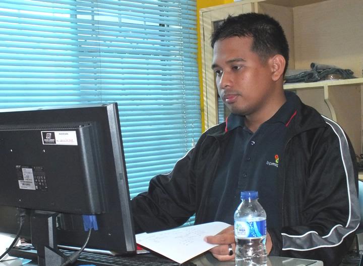BKD Tarakan Training Mikrotik