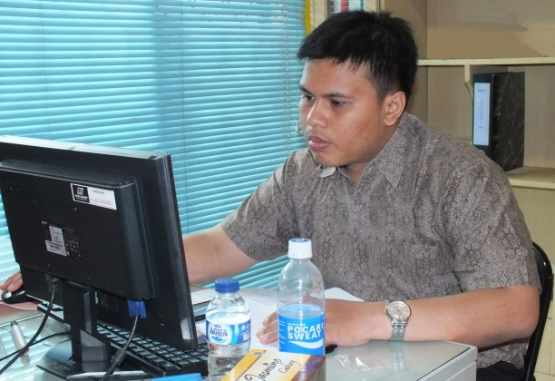 PT Bank Danamon Indonesia mengikuti pelatihan SIG atau GIS