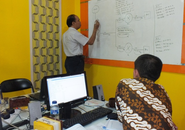 Pelatihan Teknik Jaringan Windows