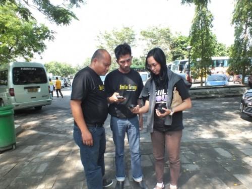 kabupaten Aceh Singkil Praktik GPS