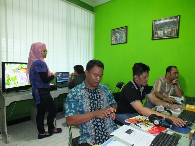 Pelatihan Fotografi dan Video Editing