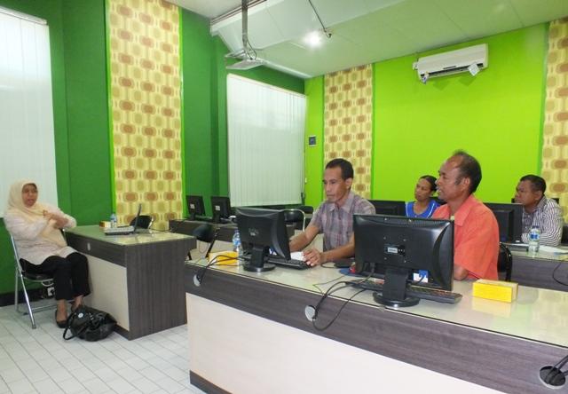 Pelatihan Pengelolaan Asset, Planning dan Budgeting