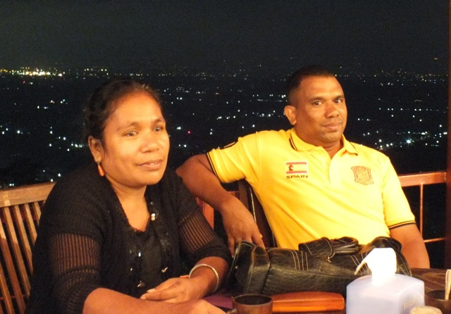 SAMES Timor Leste Pelatihan MYOB