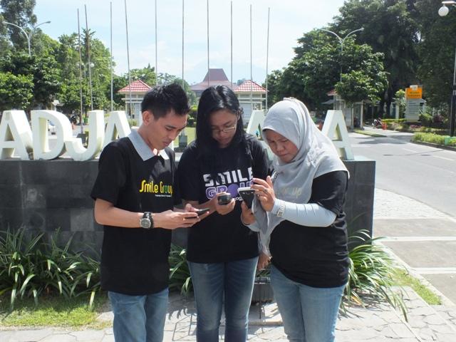 pelatihan GIS-praktik GPS