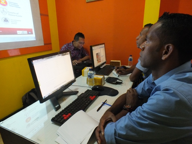 Pelatihan Jurnalistik media online