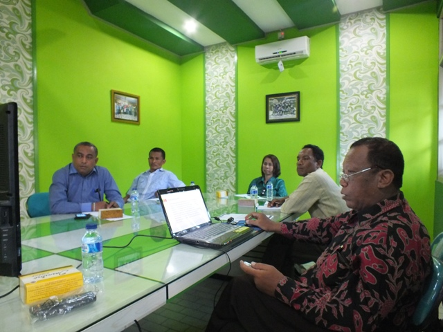 Pelatihan Nationally Appropriate Mitigation Actions-NAMAs 02
