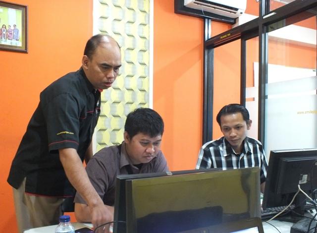 Pelatihan Administrator Linux Server