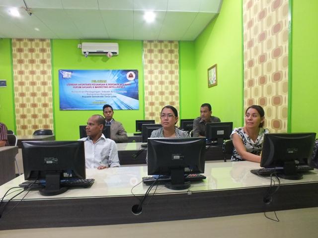 Pelatihan Standar Akuntansi Keuangan dan Rekonsiliasi Bank 01