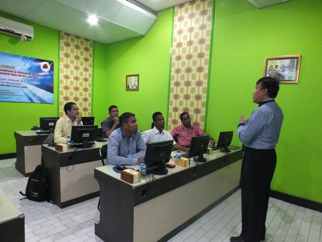 Pelatihan Rekonsiliasi Bank