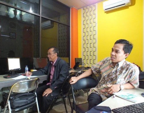 Pelatihan Manajemen Project