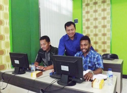 Training Administrator Website SKPD