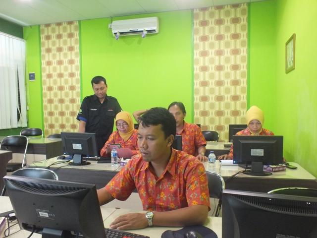 DISBUDPAR Kabupaten Banjarnegara Mengikuti Pelatihan Jurnalistik Website