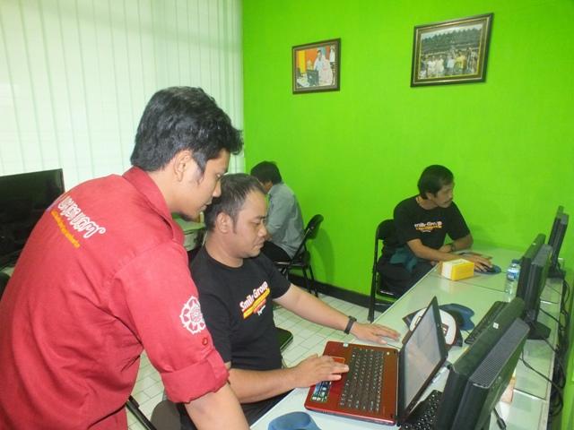 Pelatihan GIS Untuk BP3AKB Kabupaten Barito Selatan
