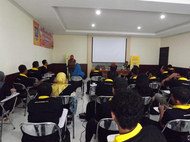 BIMTEK SIMPARTA Kabupaten Serang Banten