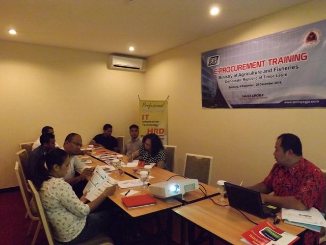 Training atau Pelatihan eProcurement