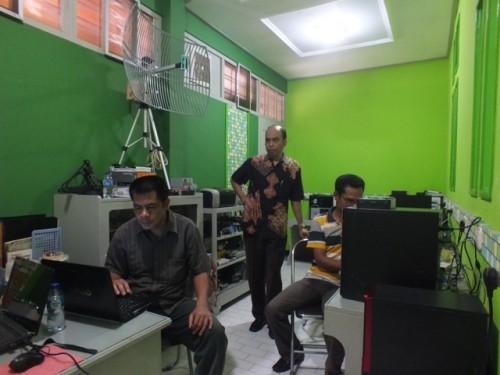 Pelatihan Jaringan Komputer Berbasis Linux