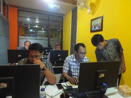 Pelatihan MapServer