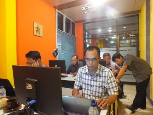 Pelatihan WebGIS dengan MapServer