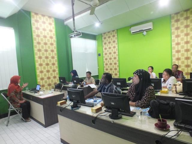 Pelatihan administrasi perkantoran