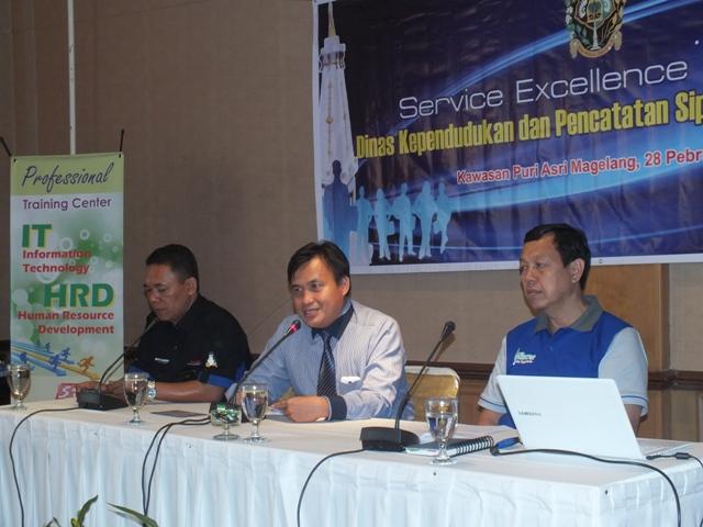 Excellence Public services