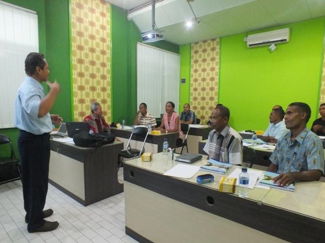 pelatihan ketrampilan fasilitasi