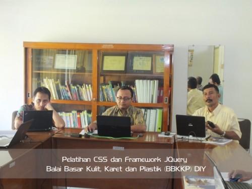 Pelatihan CSS dan JQuery