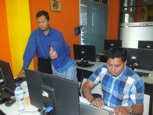 Pelatihan web security