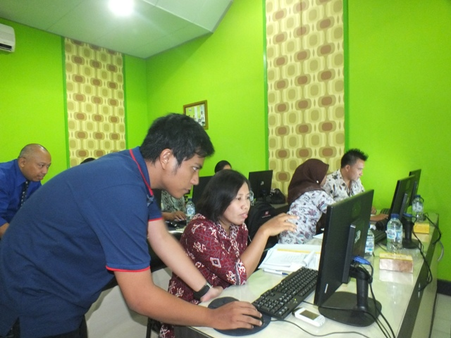 Pelatihan GIS untuk pertanian