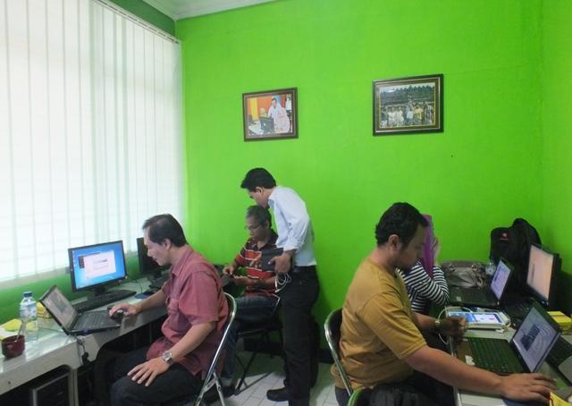 Pelatihan Pemrograman Andoid di Yogyakarta