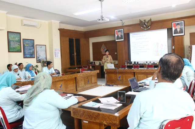 in-house training pelayanan prima BBPOM DIY