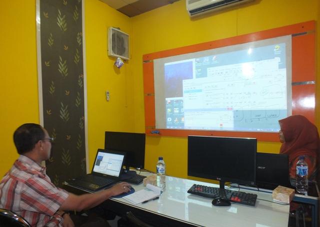 Pelatihan ER Mapper di Jogjakarta