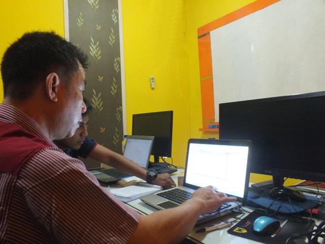 Pelatihan GIS dan Autocad untuk Pekerjaan umum