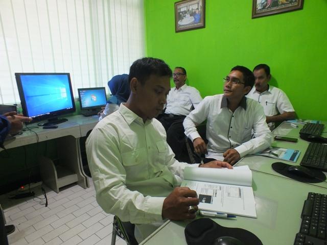 Pelatihan Penginderaan Jauh BPBD Balikpapan
