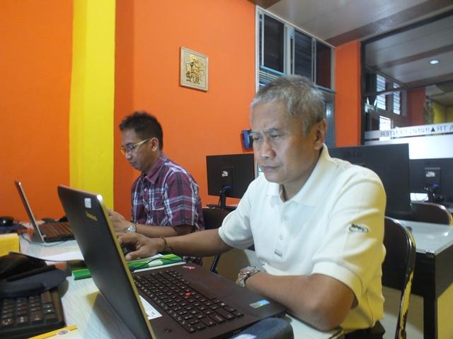 Pelatihan WebGIS Balai Teknologi Lingkungan BPPT Tangerang