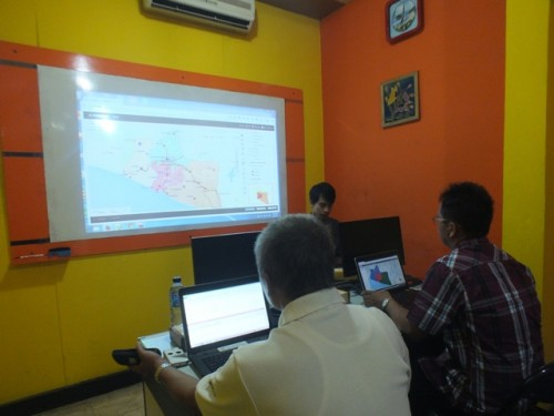WebGIS Training