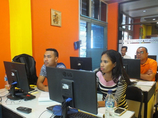 pelatihan Monitoring and Evaluation System