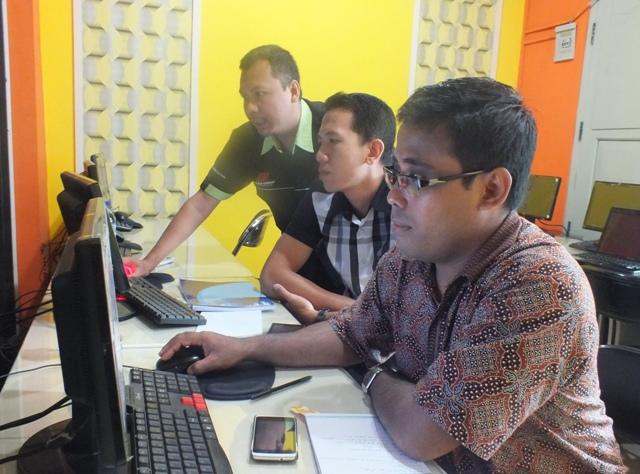 Pelatihan Desain Multimedia interaktif