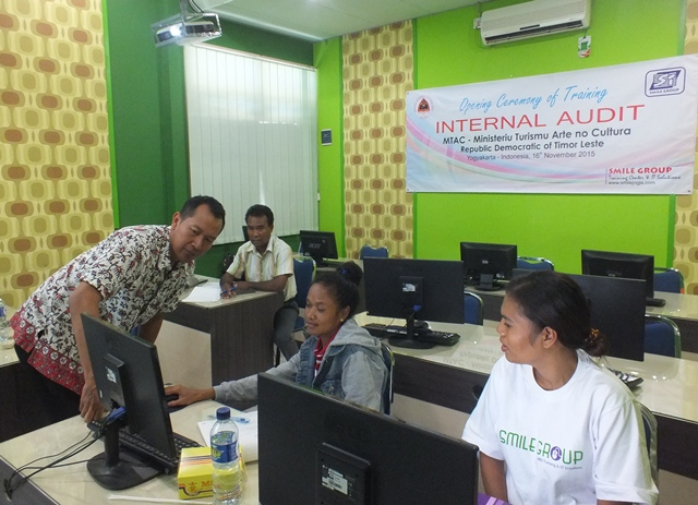 Internal Audit Training Yogyakarta